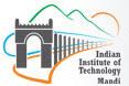 IIT Mandi Recruitment 2016
