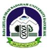 BGSBU, BGSB University recruitment 2016
